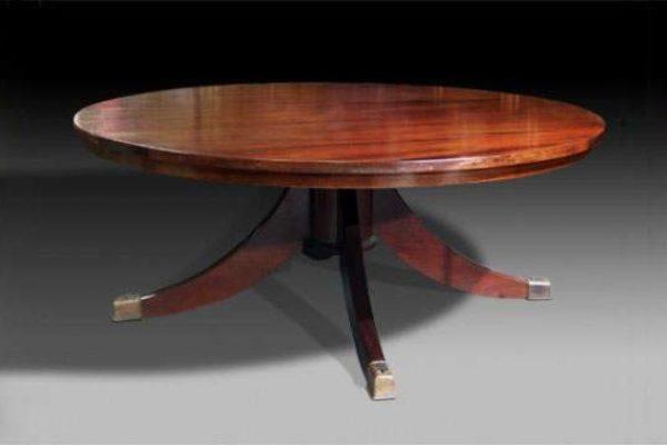 Tischmanufaktur Breitenkamp - Mahagoni Tisch