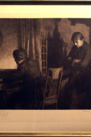 """""""Sonate"""" von Franz Hecker"""