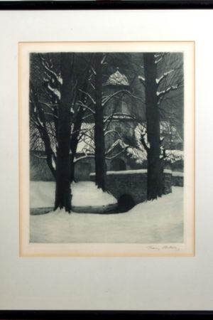 """""""Barenaue"""" von Franz Hecker"""