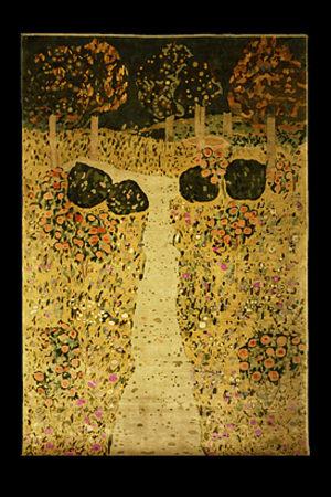 """Gunther Lambert: """"Klimt Garden"""""""